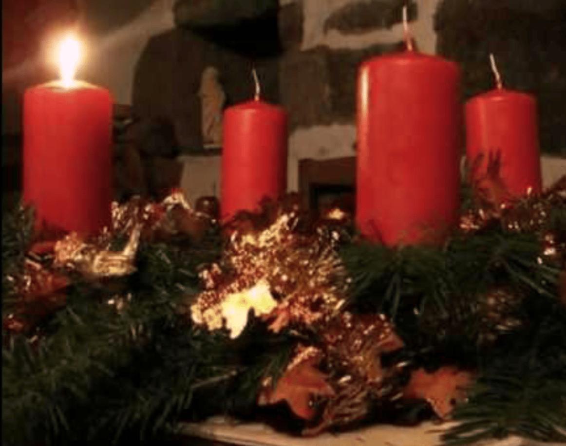 Des bougies pour comémorer
