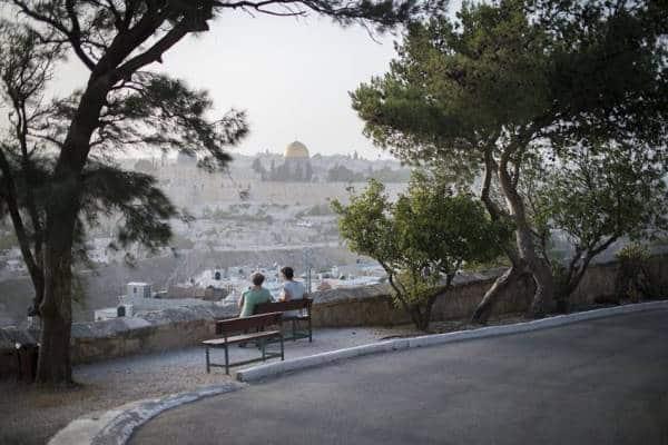 Maison Abraham Jérusalem